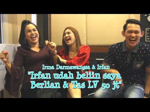 Irfan Udah Beliin Irma Darmawangsa Berlian & Tas LV 50jt!!! 1,2,3 Jawab Semuanya