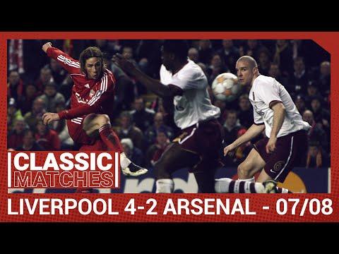 European Classic: Liverpool 4-2 Arsenal | Torres stunner as Reds book semi-final spot