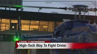 Defenders: Police use helicopter cameras to fight crime