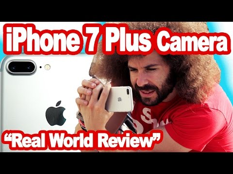 "iPhone 7 Plus Camera ""Real World Review"": A DSLR Killer?"