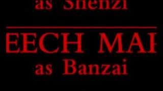 End Credits Hakuna Matata - Lion King 1/2