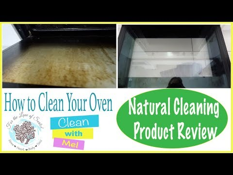 How To Clean Your Oven – A Natural Cleaning Product Review | For The Love Of Sorted