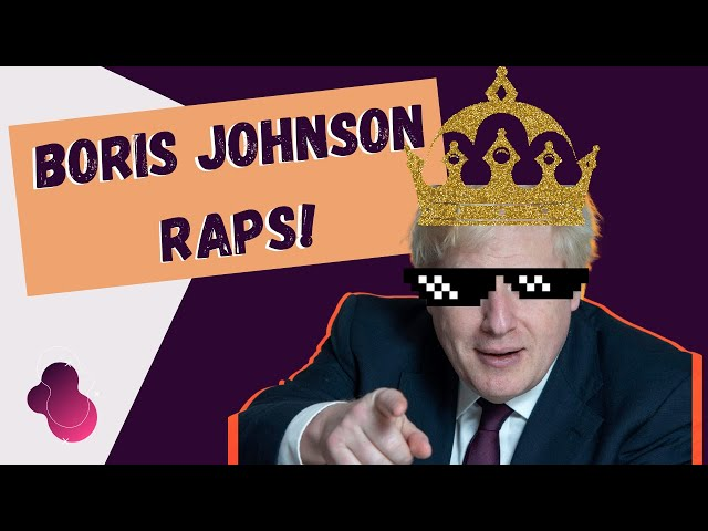 Boris raps in Parliament