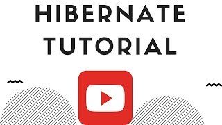 HIBERNATE TUTORIAL EXPLAIN HIBERNATE ARCHITECTURE