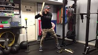 Ask Laird's Training Ep 3 | What are the Best Hitting Drills To Do At Home with Limited Equipment?