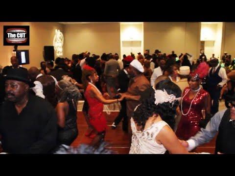2019 Harlem Nights Steppers Ball Long Beach, CA