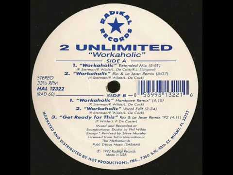 2 Unlimited - Workaholic (Hardcore Remix) Ray And Anita