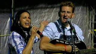 Joey + Rory perform play the song