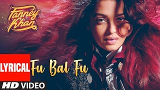 Fu Bai Fu - Lyrics