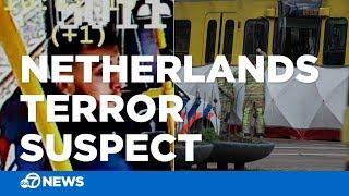 Suspect arrested in deadly tram shooting in Utrecht, Netherlands