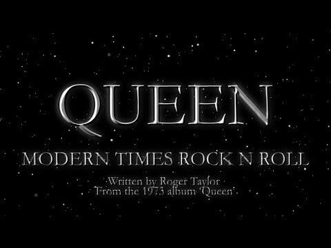 Queen - Modern Times Rock n Roll (Official Lyric Video)