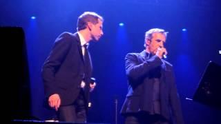 """Alex Beaupain & Julien Clerc """"Des étoiles mortes"""" @ Casino de Paris"""