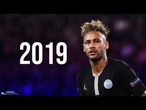 Neymar Jr 2018/19 – Neymagic Skills & Goals   HD