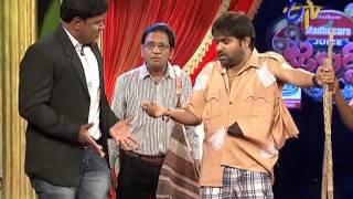 Jabardasth - జబర్దస్త్  - Chalaki Chanti Performance on 20th March 2014