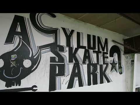 Asylum Skate Park, Lake Bluff Illinois: Full Tour