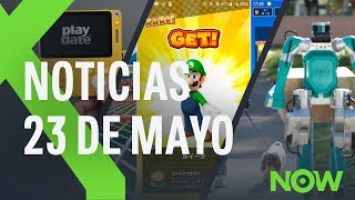 BETA de MARIO KART para MOVILES, CONSOLA PLAYDATE para 2020 y FORD enseña su ROBOT | XTK Now!