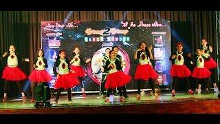 Group Dance by Kids on High Heels Te Nachche | Lak 28 Kudi Da | Let's Nacho