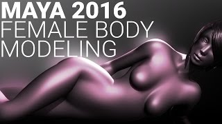 Amazing Maya Video