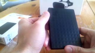 Seagate Expansion Portable, 1TB Playstation 4 Xbox ONE PC Laptop Speicher SATA ANSCHLUSS ausbaubar