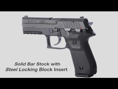 REX Zero 1 Pistol An Evolutionary Step In Handgun Design