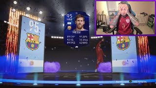 ТОП 20 ЛУЧШИХ ПАКОВ НАШИХ ФИФЕРОВ В FIFA 19 || ICON IN A PACK || MESSI IN A PACK