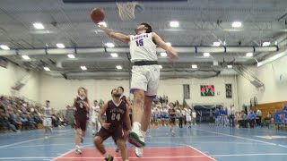 Highlights: Waterford 59, East Lyme 50 in ECC Div. 1 quarterfinals