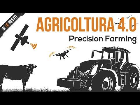 Agricoltura 4.0 spiegata in 10 minuti [Agricoltura di precisione]