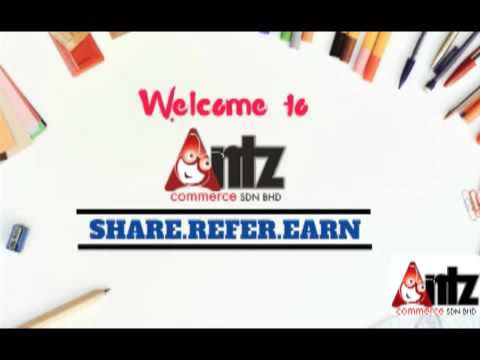 Antz Mission Project - Share.Refer.Earn