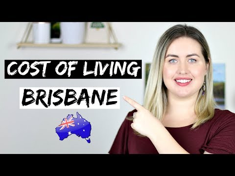 Cost of Living in Brisbane   Monthly Expenses Budget