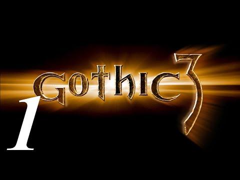 Готика 3 \ Gothic 3 Прохождение - Часть 1 - Прибытие