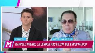 Marcelo Polino Opinó Sobre El Escrache Que Le Hicieron A Julián Serrano