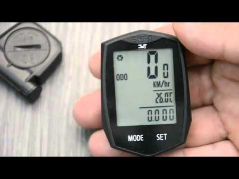 Cuentakilometros Foxpic Multifuncion - 22 funciones-