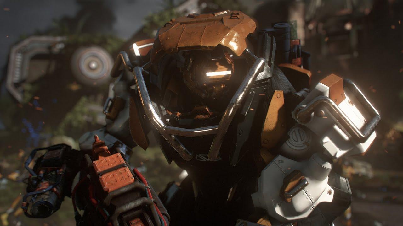 The Game Awards 2018 Özel: Anthem'dan Yeni Bir Video Yayınlandı resimi