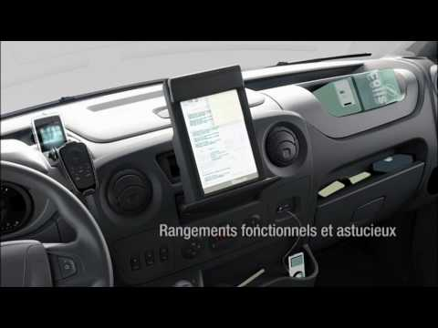 Renault  Master Фургон класса M - рекламное видео 3