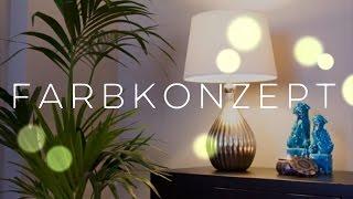 Wohnzimmer streichen   Farbkonzept - Grauer Salon   #wohnprinz