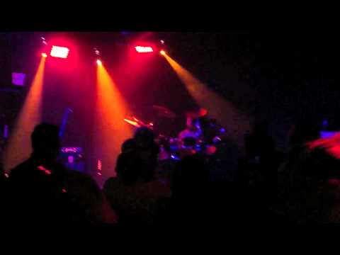 Teratoma - My Rapist Wit (live) @ Club Red in Tempe, AZ 8-8-10