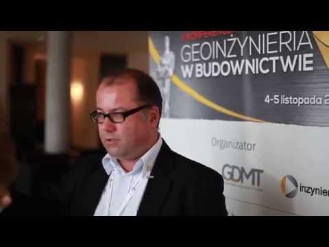 Rozmowa z dr. Jarosławem Rybakiem o m.in. problemach z wodą gruntową