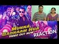 South Indians Reacting to Dabangg 3: Munna Badnaam Hua Video | Salman Khan