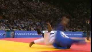 Riner Judo Vine