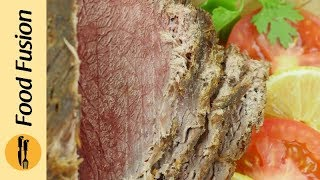 A perfect Hunter Beef Recipe By Food Fusion (Eid Recipe)