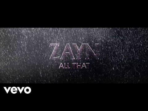 All That - Zayn