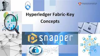 Hyperledger Fabric Key Concepts (part 1)