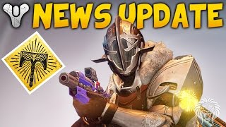 Destiny: NEWS UPDATE! Rise of Iron Reveal Stream, Snowy Cosmodrome, Iron Banner & Legacy Consoles