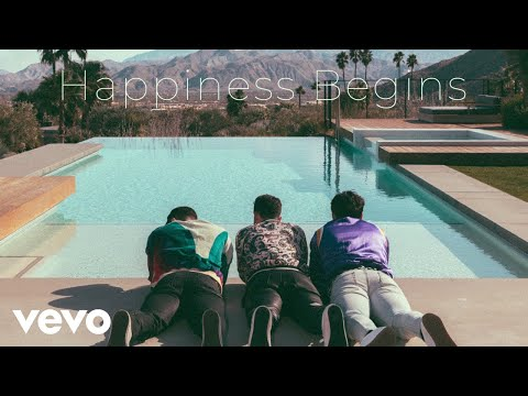 Jonas Brothers - Happy When I'm Sad (Audio)