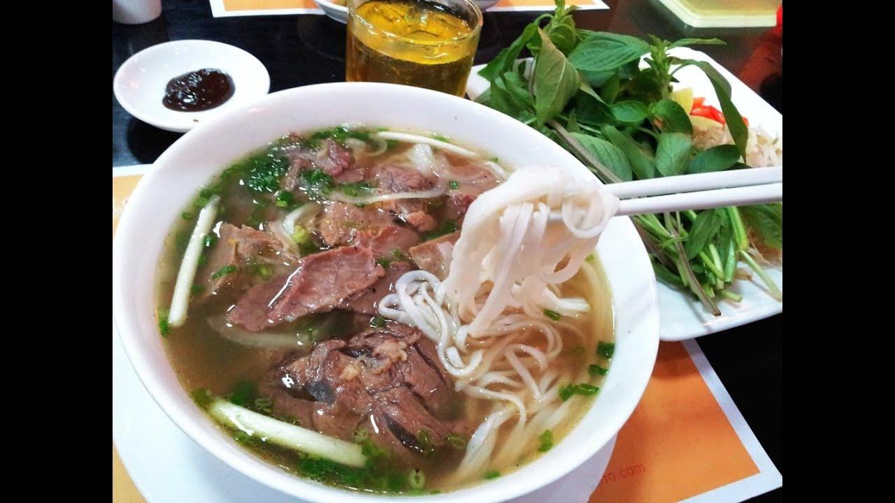 Vietnamese Beef Noodle Soup Recipe Pho Bo Beef Noodles Soup