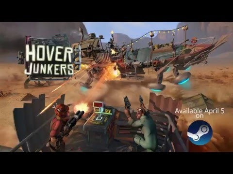 """Hover Junkers """"Outlaw"""" Trailer thumbnail"""