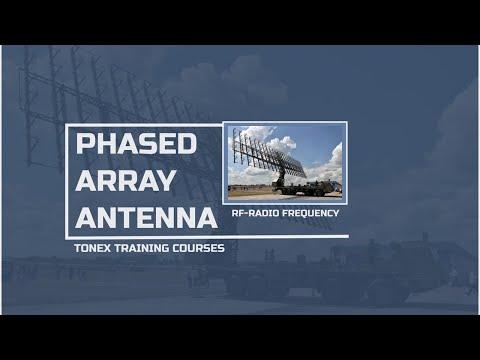 Phased Array Antenna, RF Engineering Training Course   Tonex ...