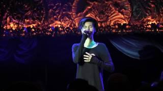 ESCKAZ in London:Performance of Kristian Kostov (Bulgaria) - Beautiful Mess