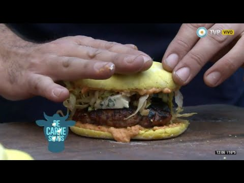 De carne somos, hamburguesas
