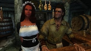 Becoming A Maid | Skyrim Mods Workshop | Skyrim Tycoon | Part 2